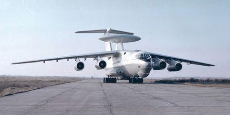 А-50 самолёт радиолокационой разведки, описание, тактико ...