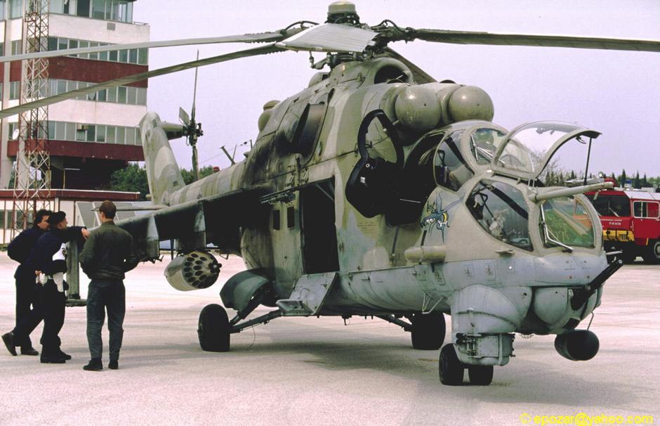 Описание Ми-24