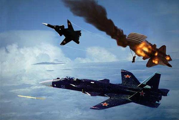отрабатывается на Су-47.