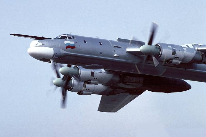 O que estavam fazendo os bombardeiros russos perto do Alasca